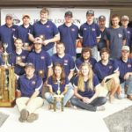 Forbush hunter safety places second