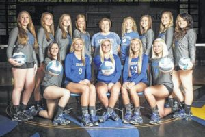Surry volleyball named NJCAA All-Academic team