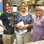 Christy Ellington promoted to branch librarian in Yadkinville